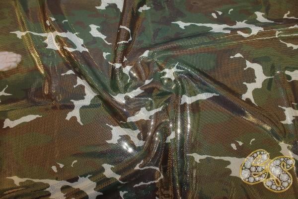 Camouflage Metallic